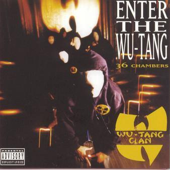 Vinyl Enter The Wu-Tang Book