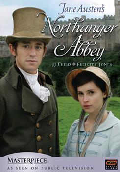 DVD Jane Austen's Northanger Abbey Book