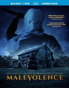 Blu-ray Malevolence Book