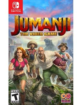 Game - Nintendo Switch Jumanji: The Video Game Book