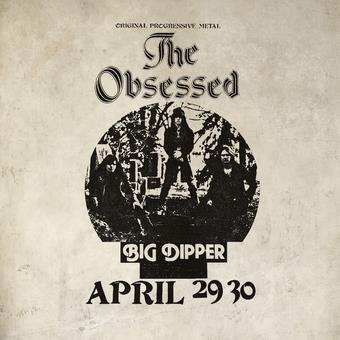 Vinyl Live At Big Dipper Book