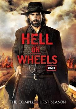DVD Hell on Wheels: The Complete First Season Book