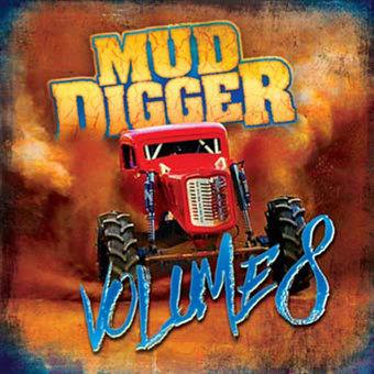 Music - CD Mud Digger: Vol. 8 Book
