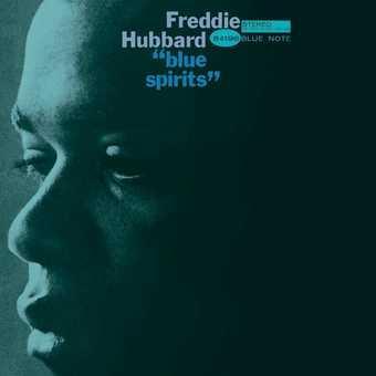 Vinyl Blue Spirits (LP) Book
