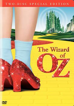 DVD The Wizard of Oz Book