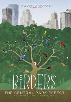 DVD Birders: The Central Park Effect Book