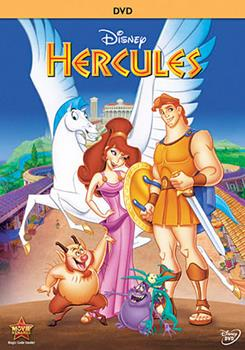 DVD Hercules Book