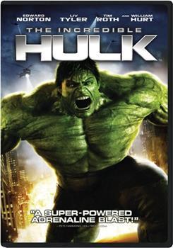 DVD The Incredible Hulk Book