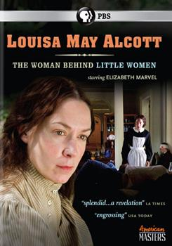 DVD American Masters: Louisa May Alcott - The Woman Behind Little Women Book