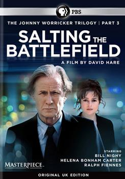 DVD The Johnny Worricker Trilogy: Salting the Battlefield Book