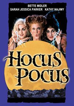 DVD Hocus Pocus Book