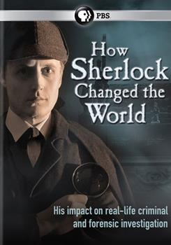 DVD How Sherlock Changed the World Book