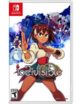 Game - Nintendo Switch Indivisible Book