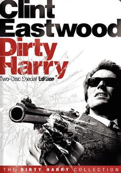 DVD Dirty Harry Book