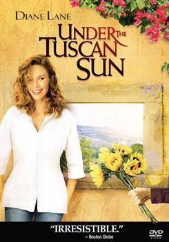 DVD Under the Tuscan Sun Book