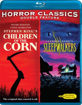 Blu-ray Stephen King Double Feature Book
