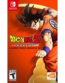 Game - Nintendo Switch Dragon Ball Z: Kakarot + A New Power Awakens Set Book