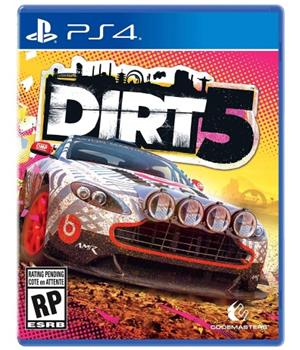 Game - Playstation 4 Dirt 5(PS4/PS5) Book