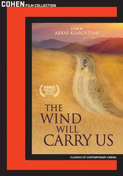 DVD The Wind Will Carry Us Book