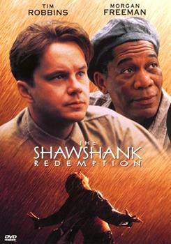 DVD The Shawshank Redemption Book