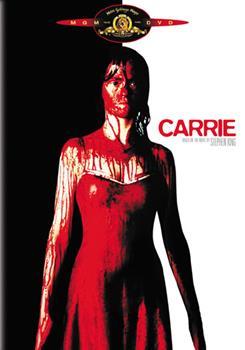 DVD Carrie Book