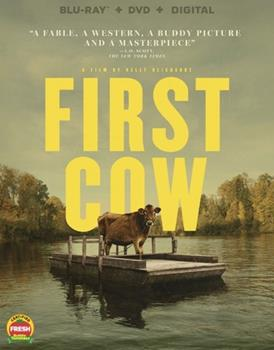 Blu-ray First Cow Book