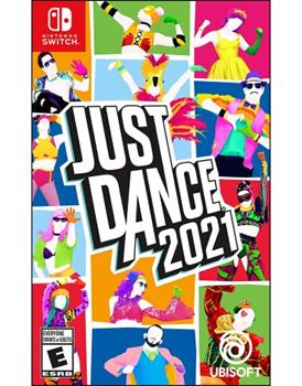 Game - Nintendo Switch Just Dance 2021 Book
