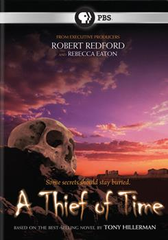 DVD A Thief of Time Book