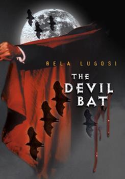 DVD The Devil Bat Book