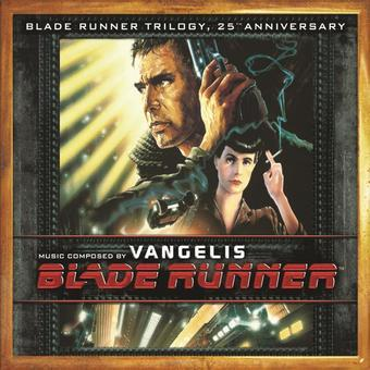 Music - CD Blade Runner Trilogy: 25th Anniversary Book