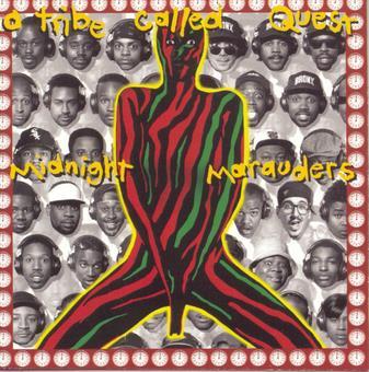 Music - CD Midnight Marauders Book