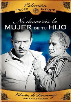DVD Pedro Infante: No Desearas La Mujer De Tu Hijo Book