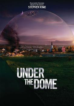 DVD Under the Dome Book