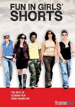 DVD Fun in Girls' Shorts Book