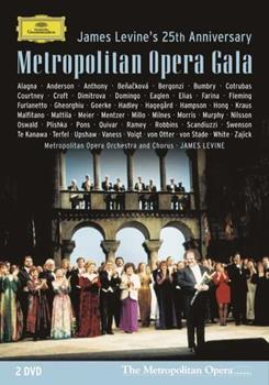 DVD Metropolitan Opera Gala Book