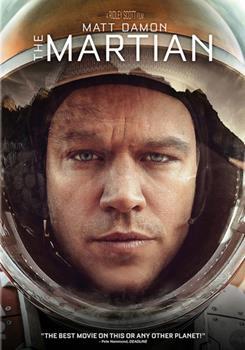 DVD The Martian Book
