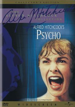 DVD Psycho Book