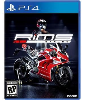 Game - Playstation 4 RIMS Racing Sim Book