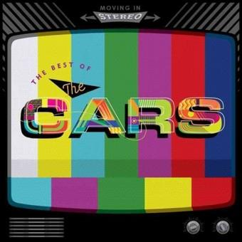 Music - CD Moving in Stereo: The Best of The Cars Book