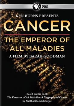 DVD Cancer: The Emperor of All Maladies Book