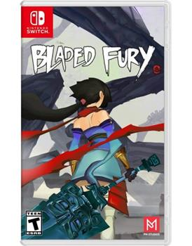 Game - Nintendo Switch Bladed Fury Book
