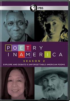 DVD Poetry in America: Season Two Book