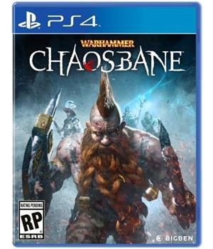 Game - Playstation 4 Warhammer: Chaosbane Book