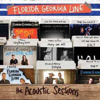 Vinyl The Acoustic Sessions (2 LP) Book