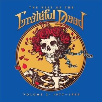 Vinyl Best of The Grateful Dead Vol. 2: 1977-1989 Book