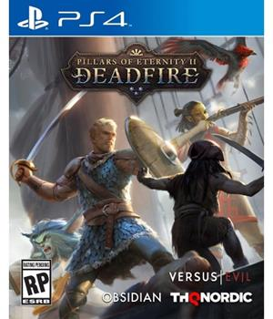 Game - Playstation 4 Pillars Of Eternity II: Deadfire Ultimate Edition Book