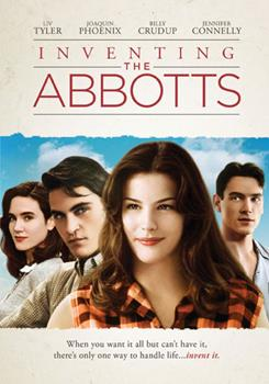 DVD Inventing The Abbotts Book