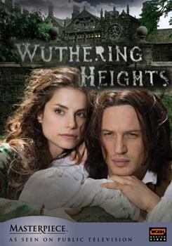 DVD Wuthering Heights Book