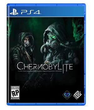 Game - Playstation 4 Chernobylite Book