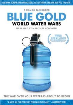 DVD Blue Gold: World Water Wars Book